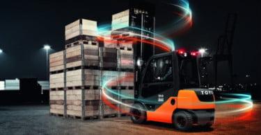 Toyota Material Handling premeia design e engenharia inovadores