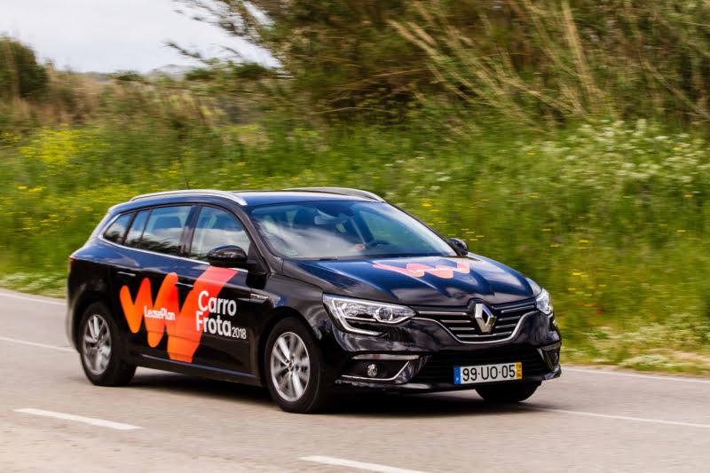 Renault Megane IV Sport 1.5 dCi eleito 'Carro Frota do Ano 2018'
