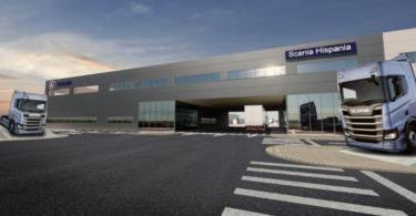 Scania investe 11 M€ em novas instalações em Madrid