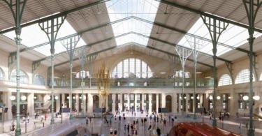 Ceetrus transforma Gare du Nord em Paris para receber 900 mil passageiros por dia