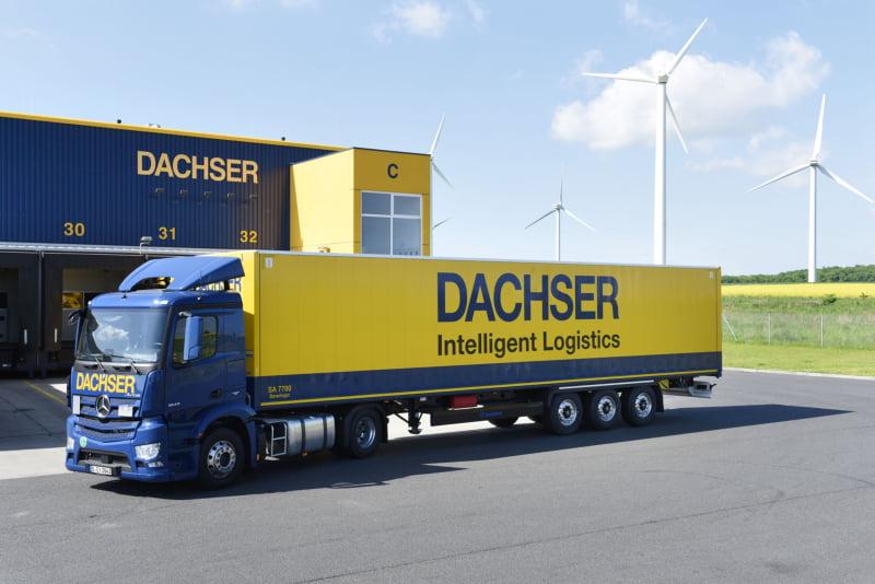 Dachser duplica as saídas entre a Península Ibérica e França