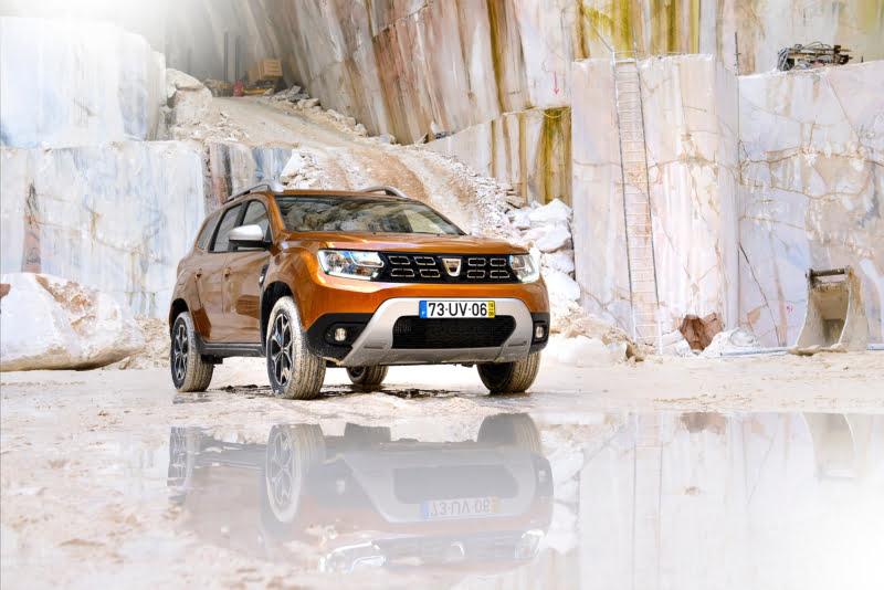 Novo Dacia Duster chega ao mercado português