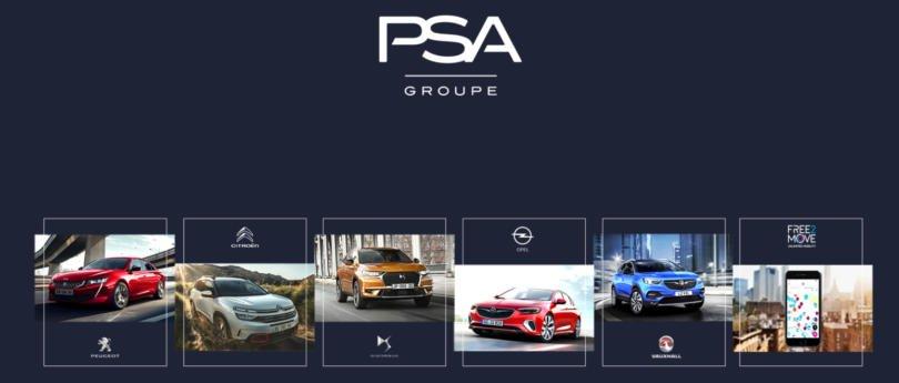 Grupo PSA termina primeiro semestre com volume de negócios de 38,6 mil M€