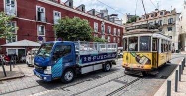 Mitsubishi entrega as primeiras Fuso eCanter elétricas produzidas em Portugal