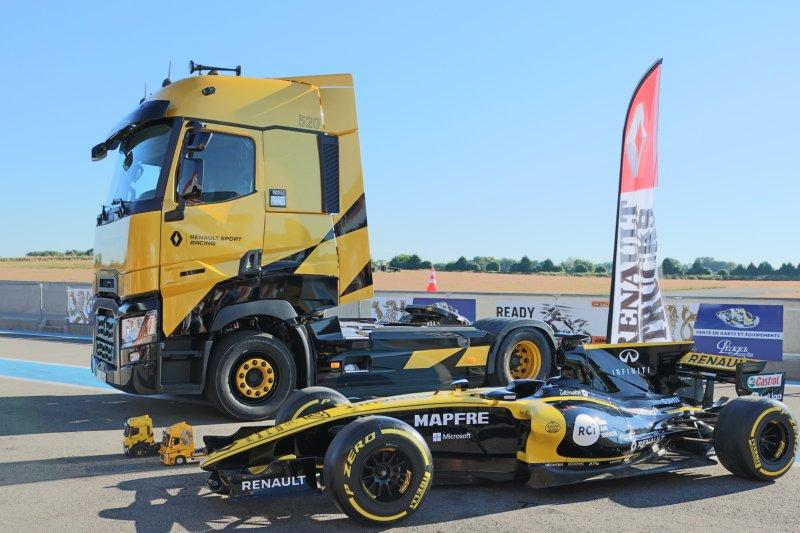 Renault Trucks lança o camião T High Sport Racing