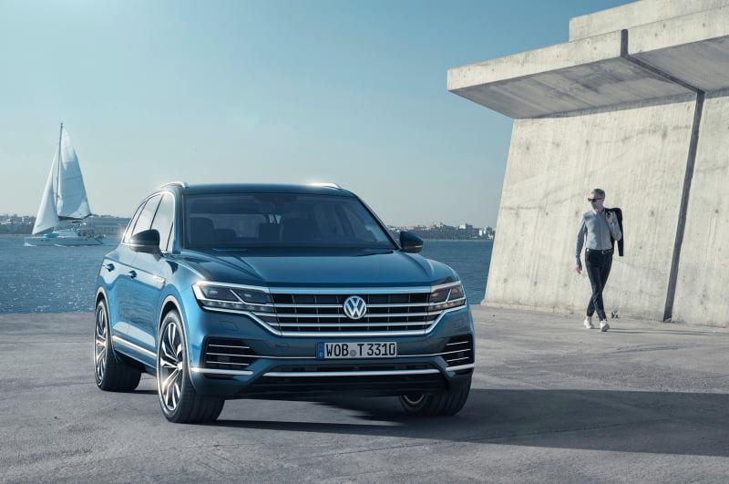 Volkswagen fixa preço para o novo Touareg em Portugal