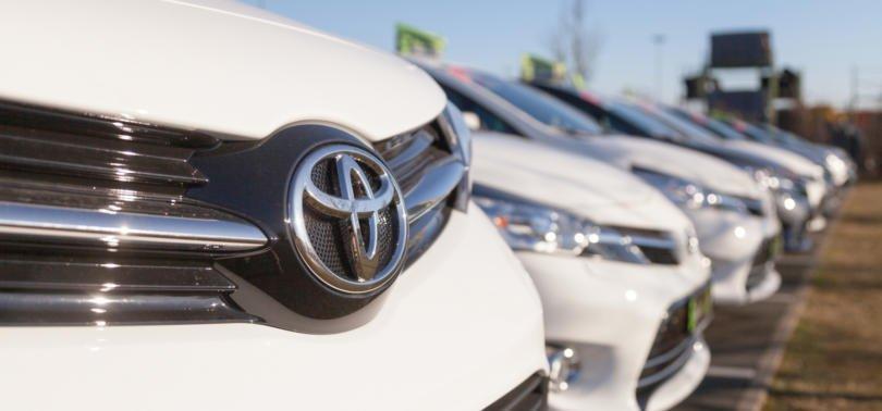 Toyota investe 430 M€ em carros autónomos para a Uber