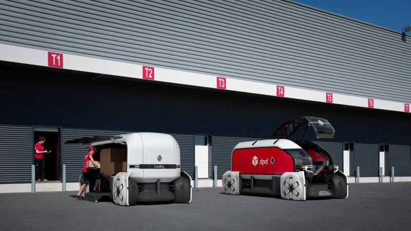DPDgroup e Renault querem revolucionar as entregas de 'última milha'