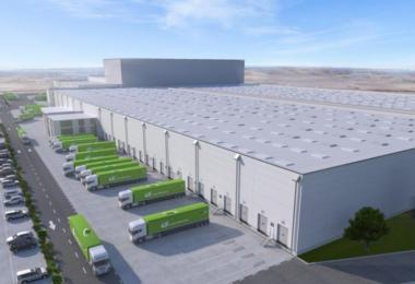 Luís Simões e Montepino investem 85 M€ em centro logístico