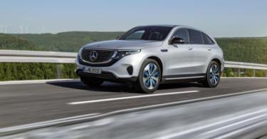Mercedes investe 10 mil M€ na sua primeira série de veículos elétricos