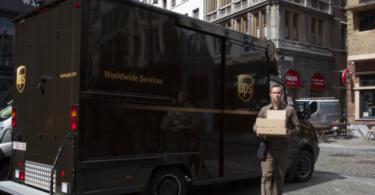 UPS alarga horários em toda a Europa