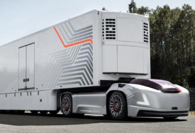 Grupo Volvo 'nova geração' de veículos elétricos autónomos conectados sem fio