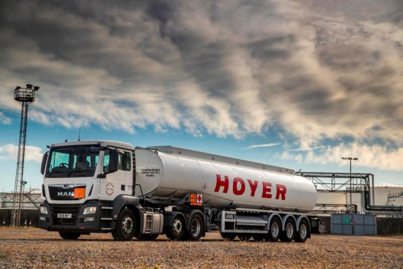 HOYER Petrolog compra 89 semirreboques à MAN