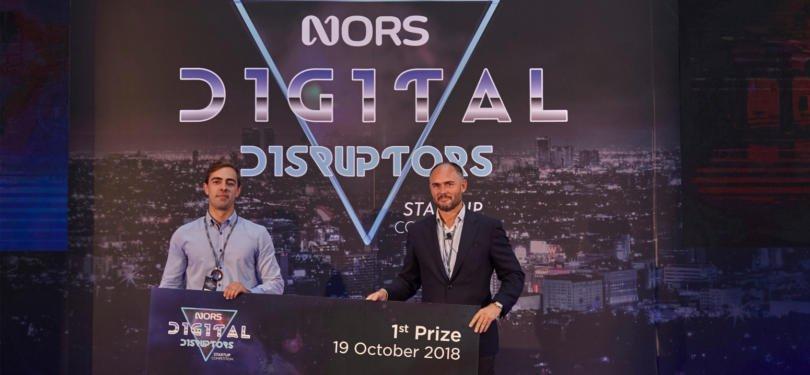 Startups nacionais 'brilham' no Nors Digital Disruptors