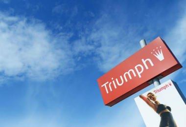 Triumph aposta na automatização de armazém na Áustria