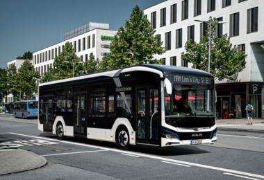 MAN investe 27 M€ para iniciar produção de autocarros elétricos