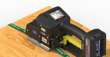 Fromm lança máquina de cintar de bateria com painel digital