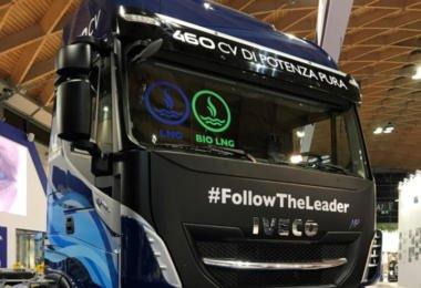 Stralis NP 460 da Iveco considerado 'Camião Sustentável do Ano 2019'