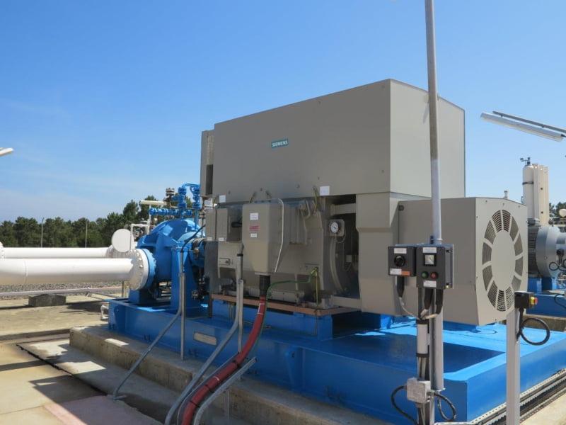 Siemens moderniza transporte de combustíveis em Sines