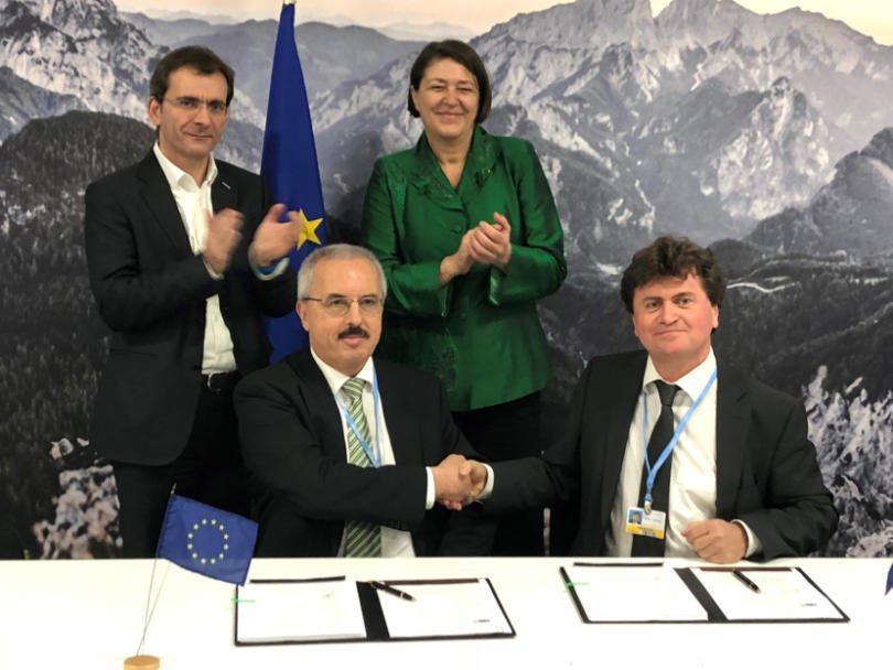 IVECO apoia o desenvolvimento do GNL