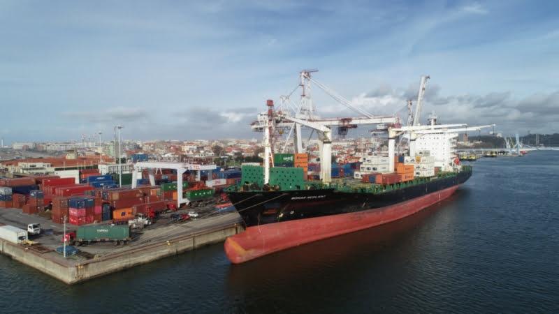 Porto de Leixões cria nova linha regular para a África Ocidental