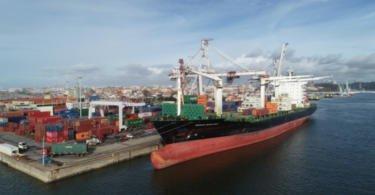 Porto de Leixões movimenta 14,8 milhões de toneladas de mercadorias até setembro