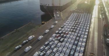"""Porto de Leixões diz-se """"preparado para (…) exportação de viaturas automóveis"""""""