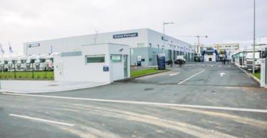 Scania inaugura novas instalações no Porto