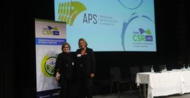 APS reconhecida por práticas de responsabilidade social