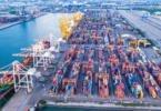 Portos do Continente registam 29,8 milhões de toneladas até abril de 2019