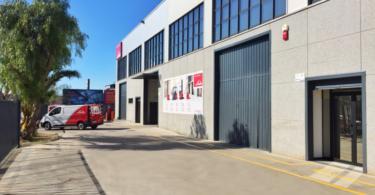 Delegação Linde Barcelona muda-se para novas instalações