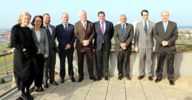 Embaixador dos EUA conhece oportunidades da infraestrutura do Porto de Sines