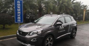 Grupo PSA já testa autónomos em estrada aberta na China