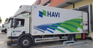 HAVI e AddVolt eletrificam unidades de refrigeração dos veículos de mercadorias