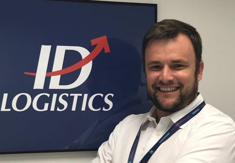 Hugo Oliveira vai conduzir os destinos da ID Logistics em Portugal