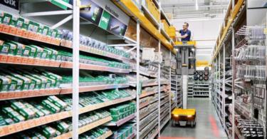 Jungheinrich lança novo modelo do order picker EKM 202