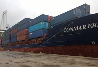 WEC Lines já opera quatro serviço no Porto de Setúbal