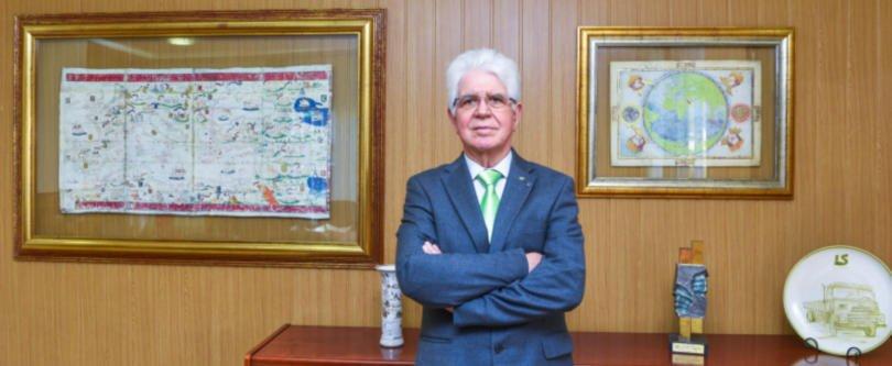"""Luís Simões: """"A Sustentabilidade e a logística 4.0 são os principais desafios"""""""