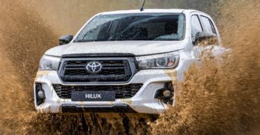Está a chegar a nova Hilux Premium Edition da Toyota