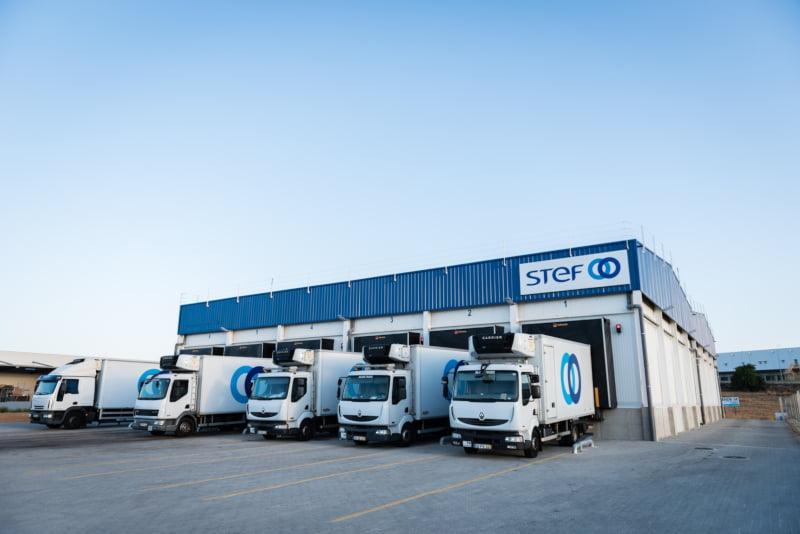 Volume de negócios da STEF atinge os 802,5 M€ no primeiro trimestre