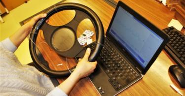 Volante desenvolvido na Universidade de Aveiro alerta condutores fatigados