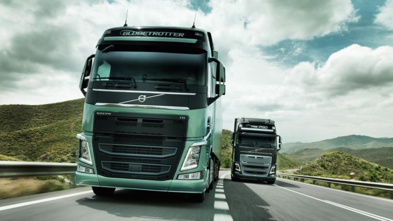 Volvo Fuel Challenger torna gama FH mais eficiente no consumo e condução