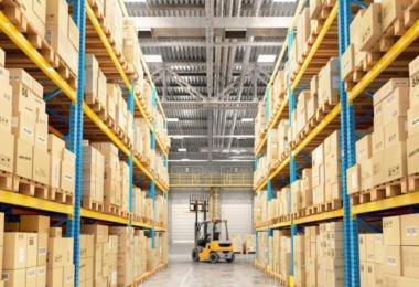 Mercado imobiliário na logística continua em quebra