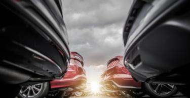 Vendas de carros em rota descendente