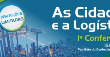 APLOG organiza '1ª Conferência As Cidades e a Logística'