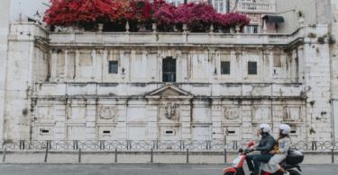 Acciona lança serviço de motosharing sustentável em Lisboa