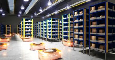 Amazon admite que armazéns totalmente automatizados estão a uma década de distância