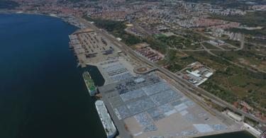 Porto de Setúbal investe 1,2 milhões para melhorar infraestruturas