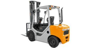 STILL expande gama de empilhadores com modelo RC 42