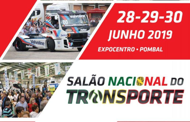 Salão Nacional do Transporte regressa em junho